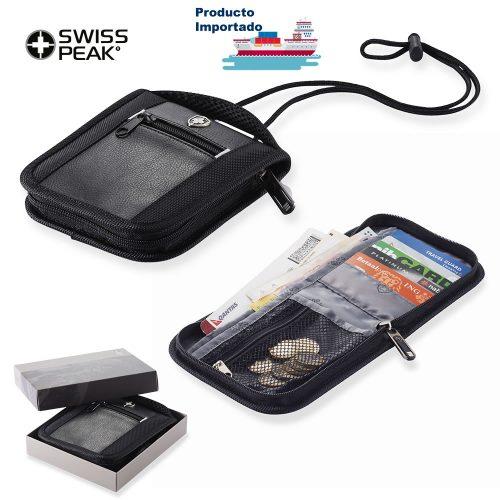 Portadocumentos de Viaje Swisspeak