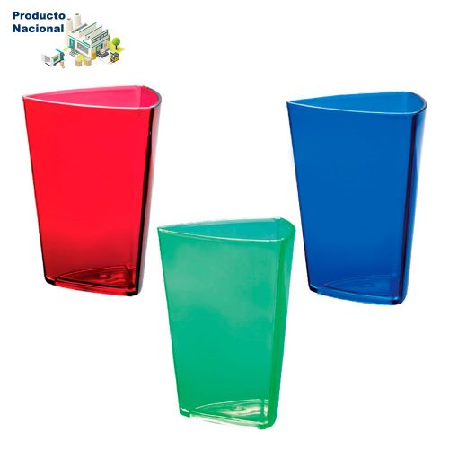 Vaso Triangular 250 ml