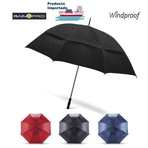 "Paraguas Golf Windproof 30"""