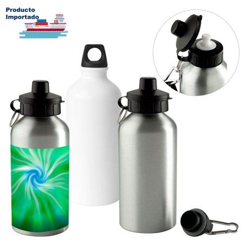 Botilito metálico para sublimación Sport 600 ml