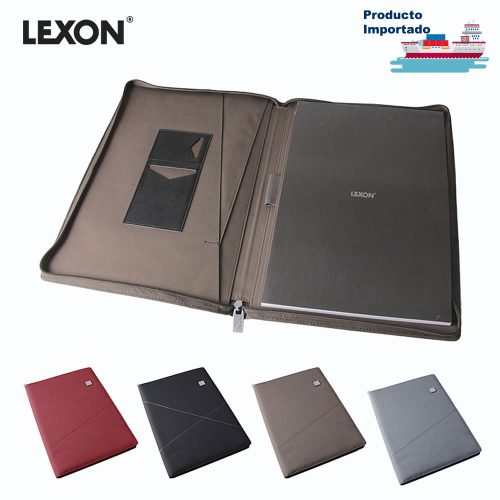 Carpeta Folder A4 Urban Lexon