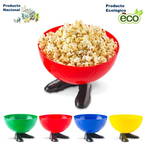 Bowl Plástico con Base