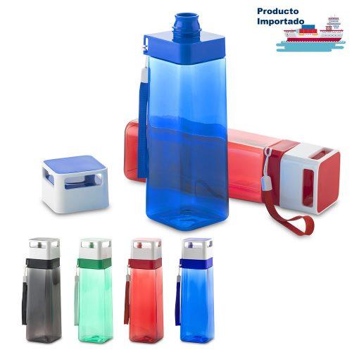 Botilito Plástico Square 650 ml
