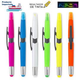 Bolígrafo con Resaltador