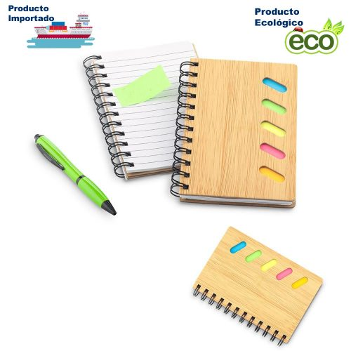 Libreta Bamboo Paper Line