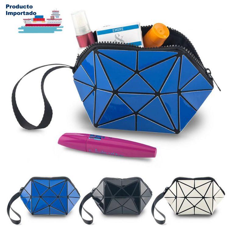 Cosmetiquera Geometric