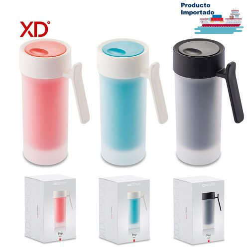 Mug Plástico Pop 275 Ml