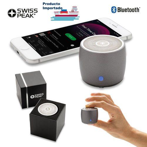 Speaker Bluetooth Bass Swisspeak