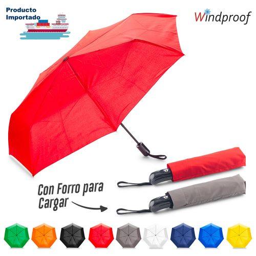 """Mini Paraguas Maverick 21"""""""