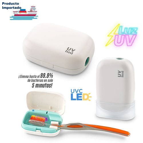 Esterilizador UVC LED para Cepillo