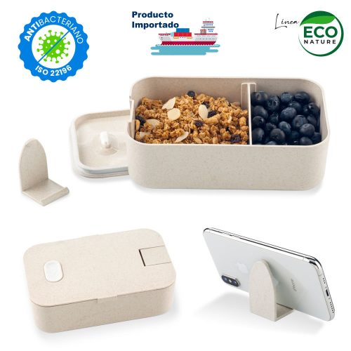 Portacomidas Eco Holder Antibacteriano