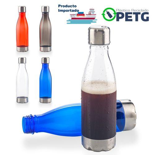 Botilito Plástico Nomix 750 ml