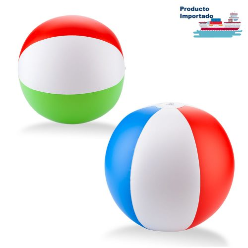 Bola Inflable Multicolor