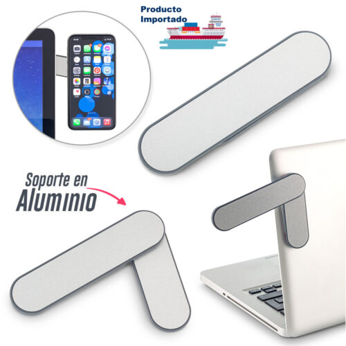 Soporte Magnético para Móviles Aluminio